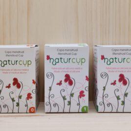 Copa menstrual Naturcup: reutilizable, ecológica y cómoda