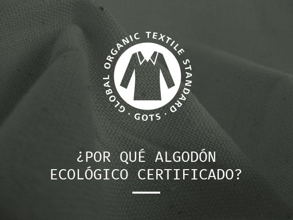 algodon ecológico