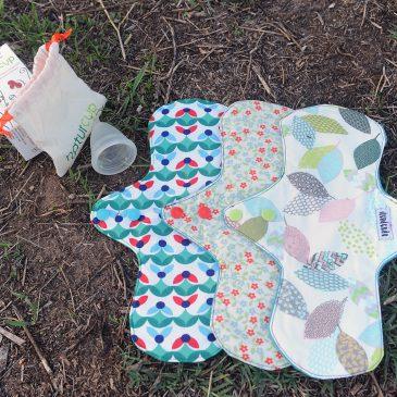 LOTE Compresas de NOCHE Ecológicas + COPA Menstrual Naturcup