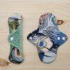 Ilen, Compresa de tela ecológica reutilizable