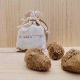 Esponja Menstrual Natural PACK DE 3
