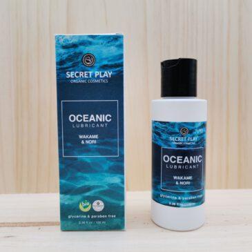 Lubricante Orgánico Oceanic base agua 100 ml