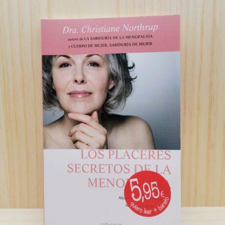 libro los placeres secretos de la menopausia