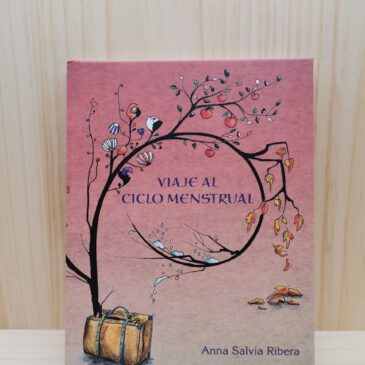 Portada libro viaje al ciclo menstrual