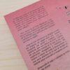 Contraportada libro viaje al ciclo menstrual