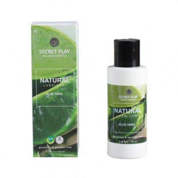 Lubricante Orgánico  Aloe Vera base agua 100 ml