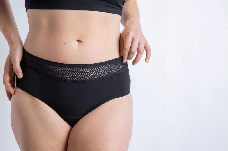 Braga Menstrual alta Clásica Moeri de Cocoro